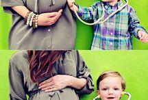 Zwangerschaps fotografie.