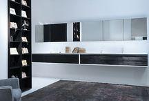 Ideas en muebles de baño de diseño de alta gama Falper-Modipu / Muebles de baño de diseño de alta gama Distribución Falper para Galicia-Modipu