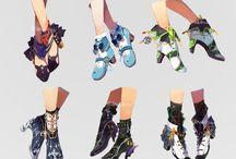 アバター_靴