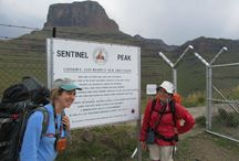 The Sentinel, Drakensberg