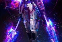 Transient Gundam