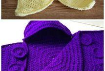 Crochet Baby Wears