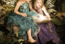 Enchanted fairy photo ideas / by Ashley Peterson