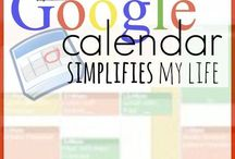 Calendar -- Hacks / Organization