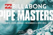 Billabong Pipe Masters / Hawaii — USA