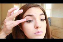 Make up Rachel / Make up tutorials