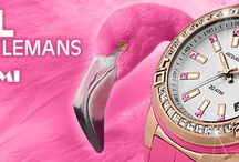 Jacques LEMANS Watches! Miami Collection!