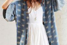 Clothes / Bohemian Hippie style