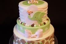 Children's/ Baby Shower Cakes / by Amanda