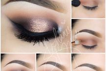 Cute makeup pins