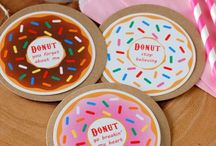 Donut Birthday Party / by Jacqui Lee