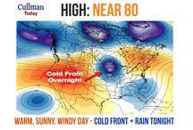 Cullman Weather / Our daily weather forecasts for Cullman County Alabama ...
