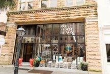 Charleston Retail Store / Ro Sham Beaux's flagship retail store is located at 493 King St in Downtown Charleston, SC.  Phone: 843-641-7087 Email: store1@ro-sham-beaux.com