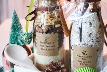 Inspirationen für selbergemachte DIY Geschenke / Für jede Gelegenheit: Geburtstage, Weihnachten, Ostern, etc.