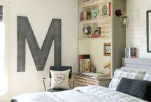Johnny bedroom