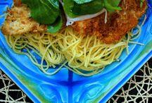 pasta gerechten/salades