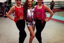 Kendall,Maddie,Kalani