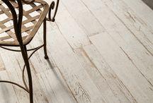 Painted floors / Paint on da floor