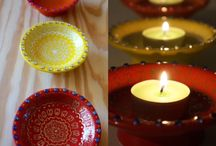 Diwali Crafts / This board will show all different crafts specific to the Indian Festival Diwali (Festival of Lights)