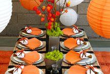 Asian: Table Decor