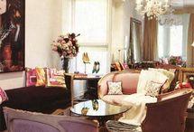 French interior design / Дизайн интерьера и все что с ним связано
