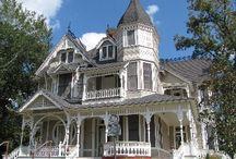 Crockett TX Historic Homes