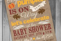 Baby showers / by Jenni Wesel