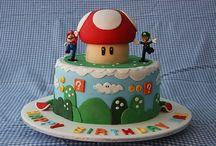 Kid's cakes & cupcakes