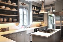 Kitchen / by Heather Sims