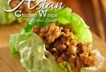 Asian dining