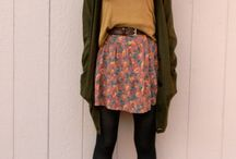 Fall clothes / by Annabelle Smith