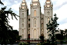 LDS Temples / by Fatbardha Pojani