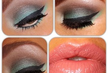 makeup and beauty / by Koko Gilroyy