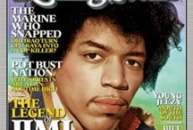 Rollingstone: HENDRIX / by salem younci