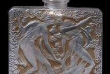 Lalique and other glassware