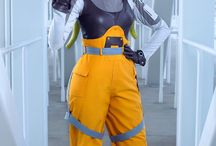 hera cosplay hype / space mom