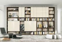 modern italian living room design
