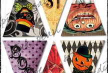 Halloween Crafts & Decorations / by diane merett