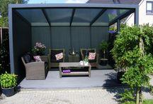 Veranda op maat / Bij Borghuis bent u, naast tuinmeubelen, op het juiste adres voor een veranda op maat. Wij helpen u graag! Bekijk de sfeerimpressie en laat u inspireren!