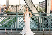 Modern City Wedding Inspiration | Coohills | Denver wedding photographer Lisa O'Dwyer