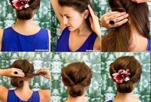 Vintage and Retro Hairstyles and how- tos  / Every girl who's interested in vintage clothing wants to know how to do the hair! / by The Cats Pajamas