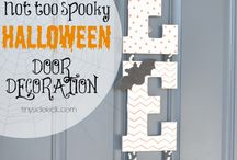 SPOOKY decor / by Brittany Landwer