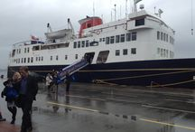Hebridean Island Cruises - Hebridean Princess / Explore the highlands and islands of Scotland and further afield like royalty, on an all inclusive, luxury small ship cruise with Hebridean Island Cruises. The Hebridean Princess carries just 50 guests in luxurious comfort.