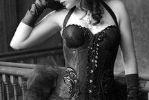 Black Lingerie / Just sexy black lingerie for lingerie lovers alike.