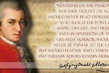 """Mozart , Vivaldi  & other passion / J""""adore la musique classique...."""