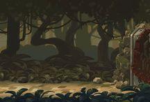 game animation