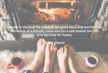 Winter Quotes / Discover our winter (cooking) quotes!