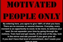 Motivation / by Katrina Lynn