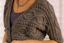 поперечное вязание