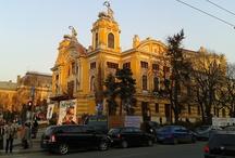 Transilvania / Locuri din Transilvania / Places from Transylvania / Sitios de Transilvania / Des endroits de la Transylvanie
